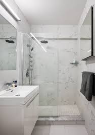 Master Bathroom Shower Renovation Ideas Page 5 Line Ditching The Tub The New York Times