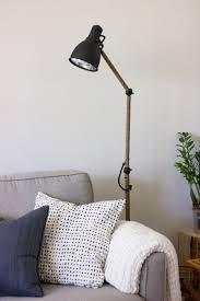 West Elm Overarching Floor Lamp by Industrial Floor Lamp West Elm Cashorika Decoration