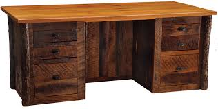 bold ideas rustic office furniture desks astonishing rustic desks