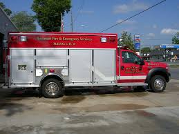 Light Duty Rescue Truck - Rockmart Fire & Emergency Services | EVI