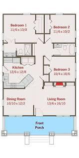 Plan 50105PH Adorable Bungalow House