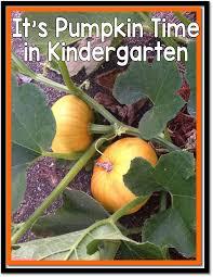 The Runaway Pumpkin by Time 4 Kindergarten It U0027s Pumpkin Time In Kindergarten
