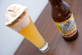 Leinenkugel Pumpkin Spice Beer by Would You Like Some Beer With Your Ice Cream Whiskey Riff