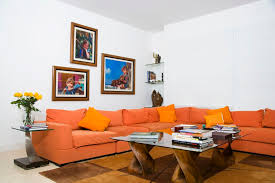 How to Use the Color Orange for Good Feng Shui