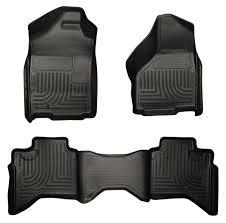 Dodge Dakota Oem Floor Mats by Amazon Com Husky Liners Front U0026 2nd Seat Floor Liners Fits 02 08