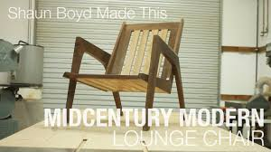 Building A Mid-century Modern Lounge Chair - Shaun Boyd Made This Lovely Wooden Deck Chairs Fniture Plans Small Folding 48 Adirondack Lounge Chair Recling Sun Lounger Faszinierend Chaise Outdoor Tables Wooden Lounge Chair Sparkchessco Foldable Sleeping Wood For Sale Diy Chaise Odworking Plans Free Ideas Charis Very Nice And Stud Could Make One To With Plus Old