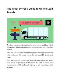 The Truck Driver's Guide To Online Load Boards By Loadboardcanada ... Dat Power Load Board How To Find Truck Loads Youtube Become A Freight Carrier With Coyote Best May 2016 Why Is The Way Supplement Loadscomfreight Blog Hot Shot Hot Shot Freight Load Board Instant Pay Fr8star Freightloads For Dry Vans Fl Tx Ca More Haulhound Boards For Drivers 4 Tips Fding A Boards Mobile Evolution Brokers Direct Free The Ultimate Guide