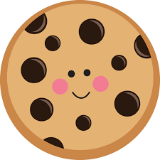 Chocolate Chip Cookie Drawing Cute Chocolate Chip Cookie  f For Members –