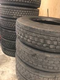 100 Used Truck Tires 904 3897234 Southern Tire Fleet Service LLC