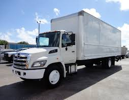 100 26 Ft Truck 2015 Used HINO 8 FT DRY BOX TRUCK CARGO TRUCK WITH LIFTGATE At
