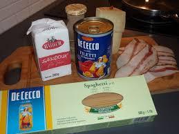 pates a l amatriciana spaghetti all amatriciana spaghetti à la façon d amatrice u mast