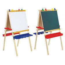 Step2 Art Easel Desk by Melissa U0026 Doug Deluxe Large Standing Art Paint Easel Preschool