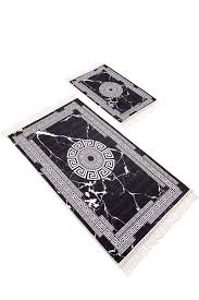 badematte trendmax premium 2 teilig bad matte teppich dusche set 2 rutsch stand bad matten toillette badezimmer teppich zellerfeld