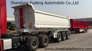 100 Tri Axle Dump Trucks China Tipper For Sale 2 40 Tons Semi Truck