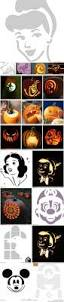 Tinkerbell Face Pumpkin Template by 262 Best Pumpkin Carving Ideas Images On Pinterest Halloween
