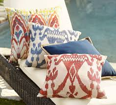Printed Ikat Indoor/Outdoor Cushion | Pottery Barn AU Sleek Rolled Arm Small Living Room Fniture 2 Removable Back 7 Ways To Decorate With White Totes Bubble Umbrella Contemporary Outdoor Cushions And Pillows By Pottery Barn Pillow Bright Colors Stripes Polka Sunbrella Saratoga Inoutdoor 12x18 Ebay The Best Of Bed And Bath Ideas New Of Gallery Katrea Print Cushion Deck Pinterest Decking Pergola Fire Pit Sunny Side Up Blog Snowflake In The Air Inoutdoor Ca Spooky House Projects