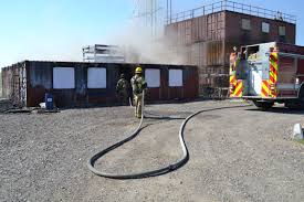 100 Shipping Containers Buildings ContainerBased Burn In Action