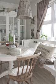 Shabby Chic Dining Room Table by Best 25 Shabby Chic Dining Ideas On Pinterest Shabby Chic