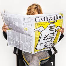 100 Casa Magazines Nyc Interview With Richard Turley Cofounder Of Civilization