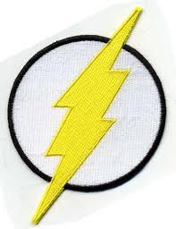 Flash Lightning Bolt Logo
