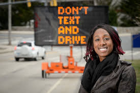 Distracted Driving A Crash Test In Behavior Modification - UConn Today