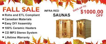 buy infrared saunas perfect bath canada