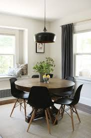 Round Dining Tables For 6 Video And Photos Madlonsbigbear Com 21