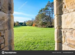 100 The Lawns Looking Out Throught Ancient Ruins Eglinton Trees