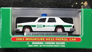 100 Hess Toy Truck Values 2003 Miniature S By The Year Guide Pinterest
