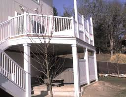 under deck skirting ideas home design ideas