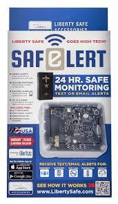 Cabelas Gun Safe Battery Replacement by Safelert Monitoring System Liberty Safe Alert