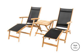 Teak Steamer Chairs Cushions by Full Length Leg Support In Its Steamer Deck Lounge Chair Plans