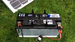 110Ah Car Battery Connected To 80W Solar Panel - YouTube How To Charge A 24 Volt Battery System On D Series Mci Motorcoach Batteries Bas Parts To Get Into Hobby Rc Upgrading Your Car And Tested Expert Advice Clean Corroded Battery Terminals Cat Brand Electricity Galvanic Cells Enviro A New Option For Cars Starting Batteries Used In Cars Trucks Are Designed Turn Over Truck San Diego Deep Cycle Store Best Jump Starter Reviews Buying Guide 2018 Tools Critic Used Prices Beautiful Antigravity Uk Lithium