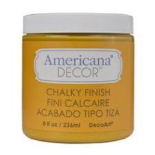 Americana Decor Chalky Finish Paint Walmart by Americana 8oz Chalky Finish Paint Americana Chalk Paint Chalk