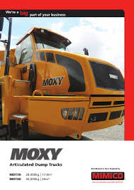 Moxy Articulated Dump Trucks By DBMandM - Issuu Private Hino Dump Truck Stock Editorial Photo Nitinut380 178884370 83 Food Business Card Ideas Trucks Archives Owning A Best 2018 Everything You Need Your Dump Truck To Have And Freight Wwwscalemolsde Komatsu Hm4400s Articulated Light Duty Chipperdump 06 Gmc Sierra 2500hd With Tool Boxes Damage Estimated At 12 Million After Trucks Catch Fire Bakers Tree Service Truckingdump Delivery Services Plan For Company Kopresentingtk How To Start Trucking In Philippines Image Logo