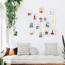 vielseitige foto wanddekoration collage hängend diy