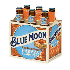 Harvest Pumpkin Ale Blue Moon by New Fall Flavored Foods Pumpkin Spice Foods