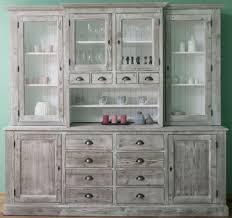 casa padrino landhausstil küchenschrank grau weiß 244 x 47 x h 225 cm 2 teiliger schrank mit 6 türen und 12 schubladen landhausstil küchenmöbel