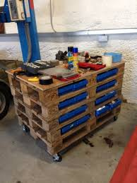 Pallet Ideas For Garage