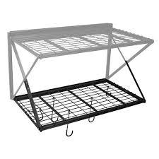 Hyloft Ceiling Storage Uk by Proslat 48 In W X 28 In H X 28 In D Steel Secondary Shelf 63020