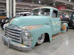 1954 GMC Pickup - Information And Photos - MOMENTcar The Classic 1954 Chevy Truck The Picture Speaks For It Self Chevrolet Advance Design Wikipedia 10 Vintage Pickups Under 12000 Drive Tci Eeering 51959 Suspension 4link Leaf Rare 5window 1953 Gmc Vintage Truck Sale Sale Classiccarscom Cc968187 Trucks Of 40s Customer Cars And Pickup Classics On Autotrader 1949 Chevy Related Pictures Pick Up Custom 78796 Mcg