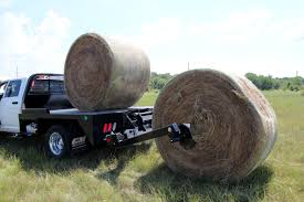 Bale Bed For Sale | SZ Truck Bed - Gooseneck | CM Truck Beds