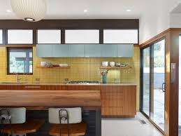 mid century modern kitchen midcentury kitchen san