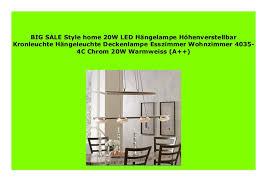 big sale style home 20w led h ngele h henverstellbar