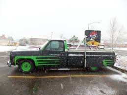 1974 Chevy Truck Long Bed Lowrider | GreatTrucksOnline