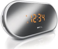 reveil heure au plafond philips aj3700 radio réveil avec tuner fm projection de l heure