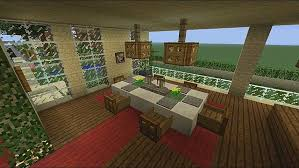 Minecraft Room Decor Ideas by Architecture Mesmerizing Minecraft Dining Area Interior Design