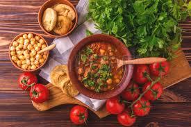 cuisine juive alg駻ienne maghreb traditionnel soupe de tomate marocaine et algérienne harira