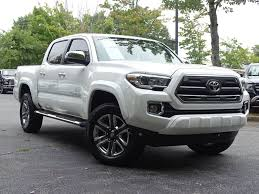 100 Used Toyota Tacoma Trucks 2017 Limited Double Cab 5 Bed V6 4x4 Automatic