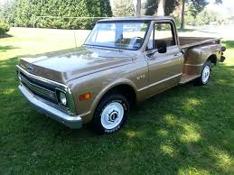 Old ChevyTruck - 1969 Chevrolet C-10 Long Bed Pick Up Truck 1969 Chevrolet Ck 10 For Sale On Classiccarscom C10 Gets An Oemstyle Radio Back Next Gen Audio Pickup Short Bed Fleet Side Stock 819107 Truck Sale Chevy With Intro Wheels 22 And 24x15 Slamily Reunion Classic 4438 Dyler 1969evletc10chromearbumperjpg 20481340 Auto Art 1955 All Stepside Old Photos Volo Museum Cst Texas In Arkansas Truck Guy Ol Blue Photo Image Gallery
